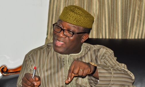 Fayemi suspends security guard for downplaying COVID-19 measures