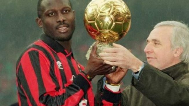 CLOSE-UP:  Weah, 'illiterate' footballer who returned to school after knocks from Harvard graduate