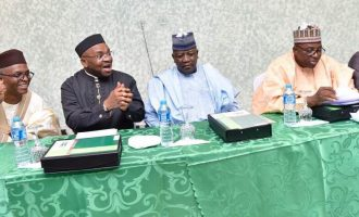 Govs, speakers of state assemblies holding emergency meeting at Aso Rock