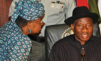 'We must get them back alive' — Okonjo-Iweala describes Jonathan's reaction to Chibok abduction