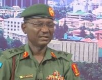 DHQ: Captured Boko Haram insurgents are quarantined — and given face masks