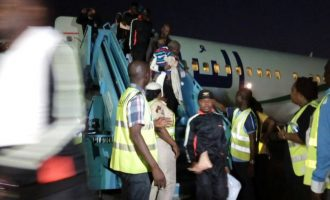 Another batch of 257 Nigerians return from Libya