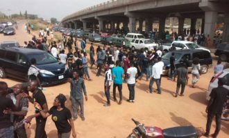 MAPOLY students shut down school to protest unreleased results