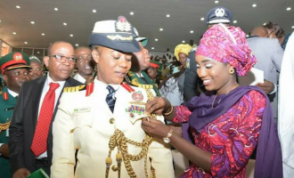 Northern Nigeria gets first female general