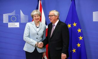 UK, EU 'achieve breakthrough' in Brexit divorce negotiations