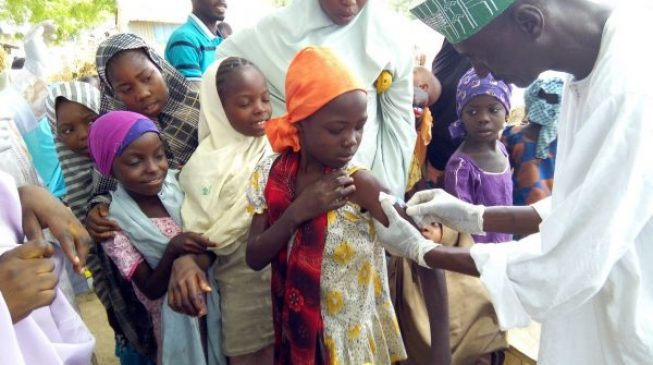 WHO: Nigeria has the highest number of unvaccinated children in the world