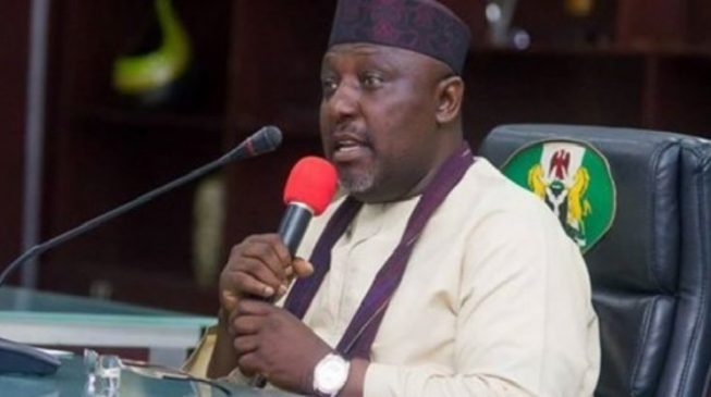 Okorocha inaugurates Buhari campaign council in Imo