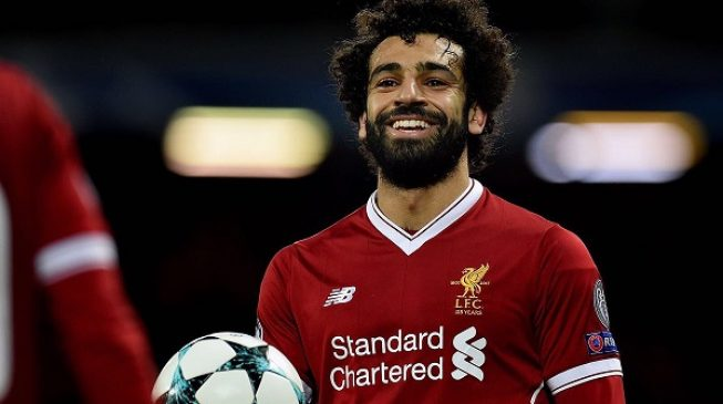 Salah signs new five-year contract with Liverpool