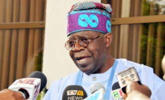 I don't know them, says Tinubu on group rallying for his '2023 presidential bid'