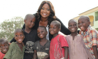TOS Foundation feeds 1,000 orphans and IDPs