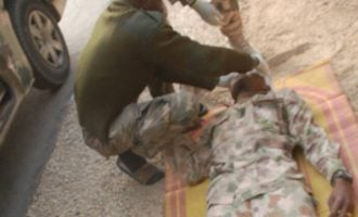 'Frustrated' soldier guns self down in Yobe
