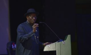 2019 elections and Jonathan's sermons of peace