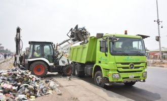 Visionscape partners CBN on waste reduction, recycling