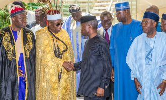 Osinbajo: FG determined to resolve clashes between farmers and herdsmen