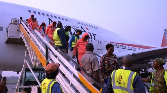 You are on your own, Buhari tells illegal migrants