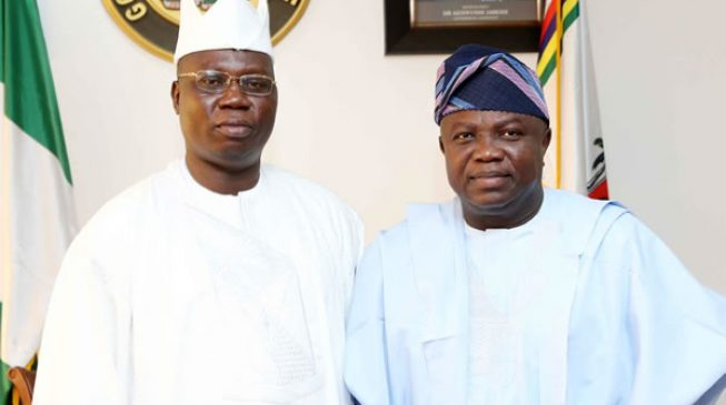 Aare ona kakanfo: You have my support, Ambode tells Gani Adams