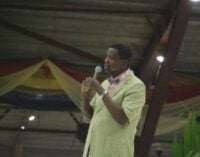 'Significant goliaths will fall' — Adeboye's prophecies for 2018