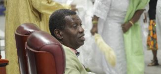 How Pastor Adeboye broke the vicious circle of poverty