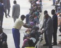Many testimonies shared as Adeboye fires up RCCG