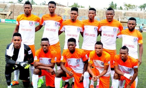NPFL Wrap Up: Olisema shoots Akwa United to the top as Wikki Tourists, Elkanemi win away