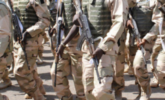 Army: Why we deployed troops around national assembly