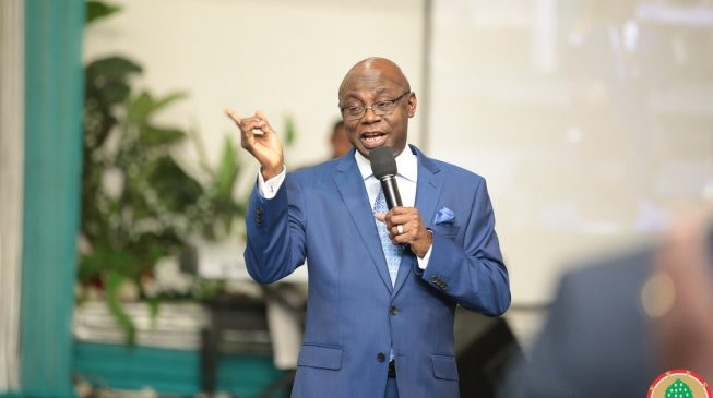 Bakare unveils plan to rally 50 million voters by January 2019