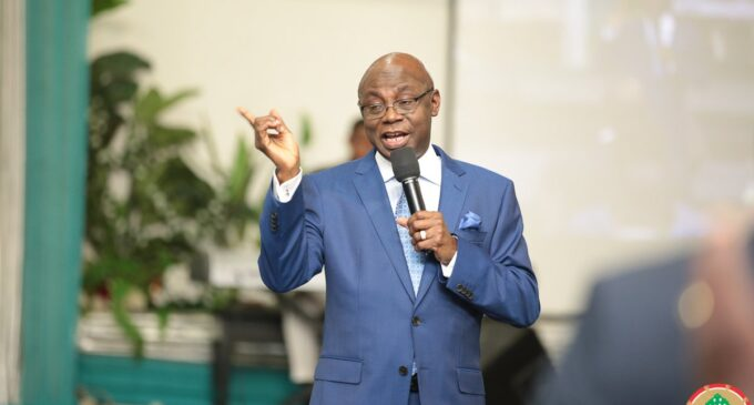 ICYMI: Bakare kicks against reopening of churches