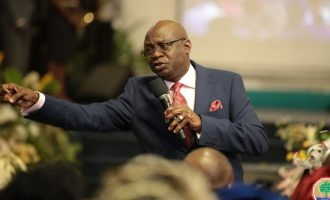'You'll not go without vomitting what you've stolen' — Bakare sends cryptic jab to  Bourdillon