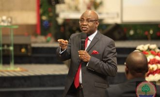 Bakare to Buhari: We can shut this government down