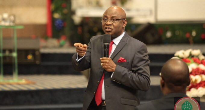 'Noah was on lockdown for 150 days' — Bakare says his Church may not open till end of the year