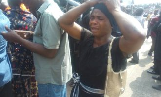 VIDEO: Tears as victims of herdsmen attacks are buried in Benue