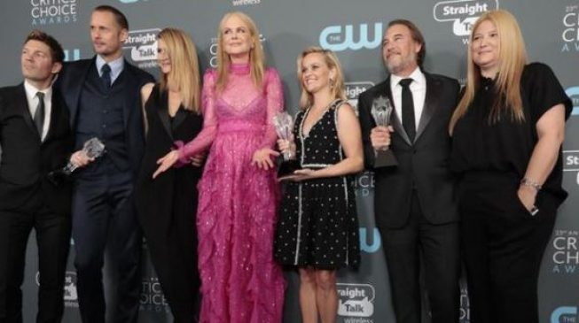 FULL LIST: 'Big Little Lies', 'The Shape of Water' win big at Critics' Choice awards