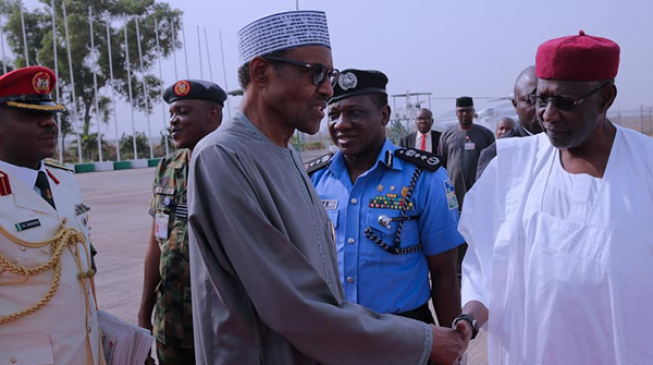 Finally, Buhari to visit 'troubled' states