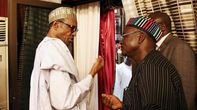 Ortom: I warned Buhari, Osinbajo, IGP of planned herdsmen attacks — but they ignored me