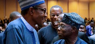 'Can we discuss the content, not the writer?' — reactions trail Obasanjo's letter to Buhari