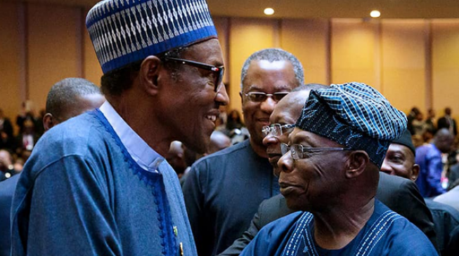 Obasanjo, Babangida and Buhari