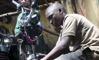 Of child labour, unemployment and a future not guaranteed