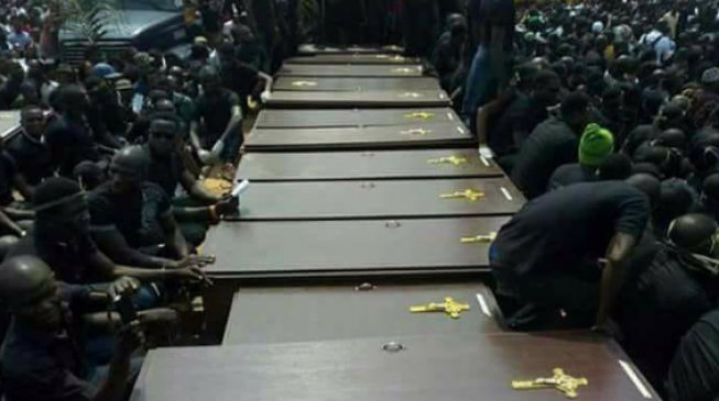 Benue cleric: We gave massive support to Buhari but received 73 corpses in return