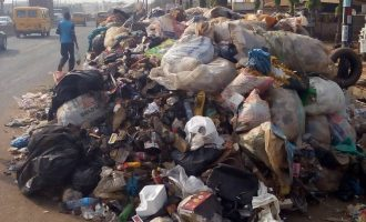 'We'll deliver one of the world's cleanest cities' — Ambode tenders apology over refuse heaps
