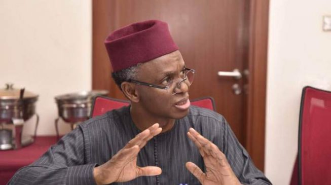 I won't reconcile with political traitors, says el-Rufai