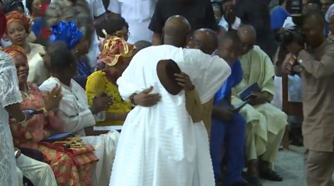 El-Rufai visits Bakare in church — a week after 'presidential declaration'