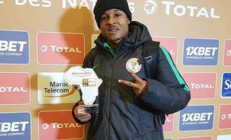 Ezenwa: We defeated Angola because the coach believed in us till the end