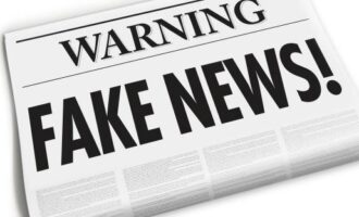 Prioritise non-technological methods for combating misinformation and disinformation
