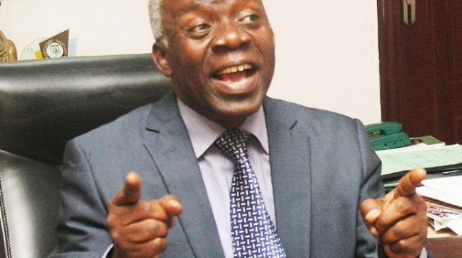 Falana to FG: Give each local govt N1bn from recovered loot