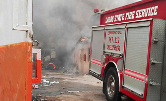 Four killed in yet another gas explosion in Lagos
