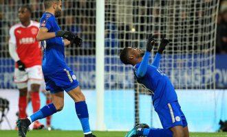 Iheanacho makes history, nets brace on return to action