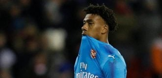 Iwobi: I might have to leave Arsenal if they sign Zaha