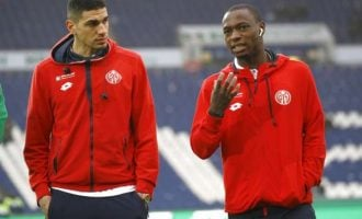 Super Eagles stars Balogun, Ujah suffer racist abuse in Germany