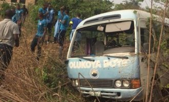 MFM FC team bus involved in road mishap