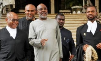 Court asks Metuh to face trial or risk arrest